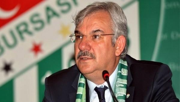 Bursaspor'da istifa sinyali! Olağanüstü toplantı...