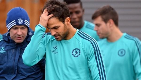 Chelsea karıştı. Fabregas'tan takım arkadaşlarına eleştiri!
