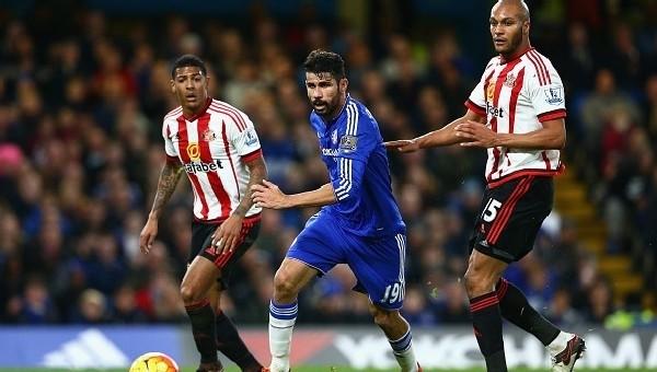 Chelsea v Sunderland maçında neler yaşandı?