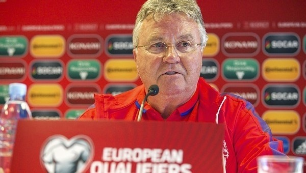 Chelsea'de Guus Hiddink dönemi