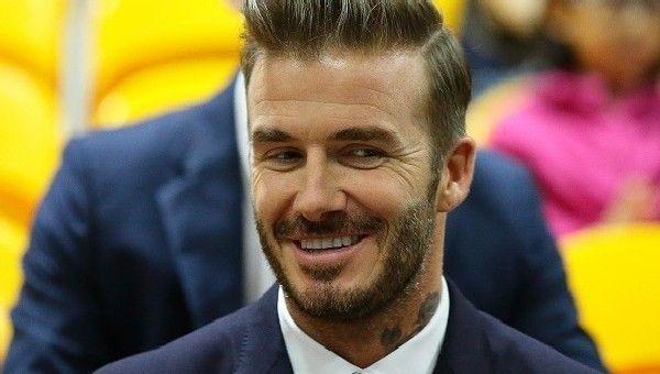David Beckham'dan Katar'a destek