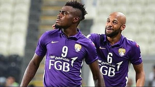 Emenike, Al Ain'de gollerine devam ediyor