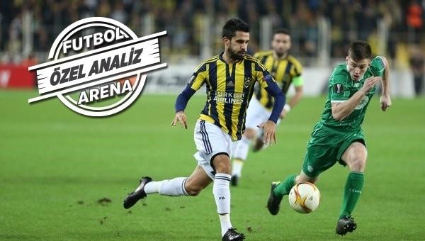 Fenerbahçe kırmızı kart ile tepetaklak oldu