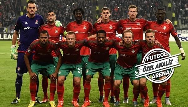 Fenerbahçe'nin rakibi Lokomotiv Moskova'yı yakından tanıyalım