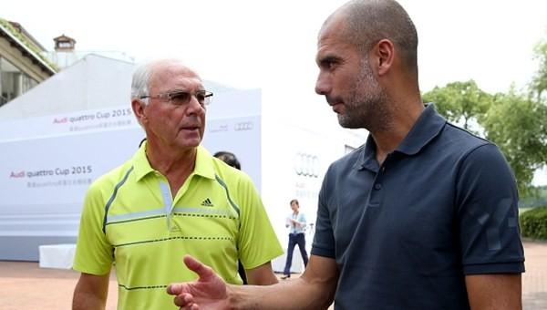 Franz Beckenbauer'ın bir endişesi var