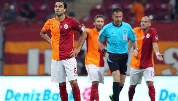 Galatasaray'da Beşiktaş derbisi öncesi tehlike
