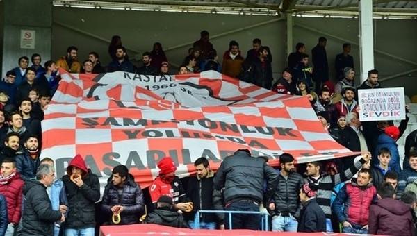 Kastamonuspor'dan Galatasaray'a sürpriz hediye hazırlığı