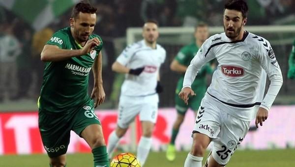 Konyaspor1 - 0 Bursaspor