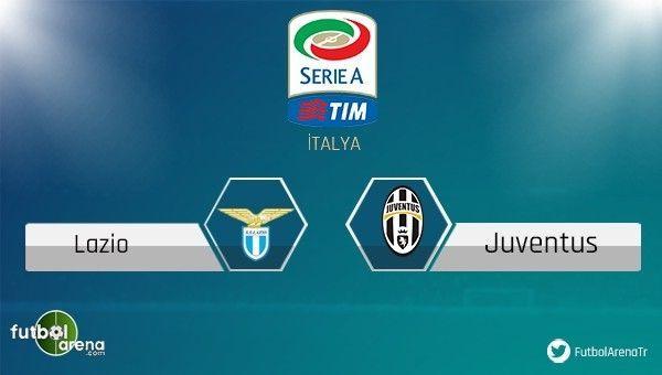Lazio - Juventus maçı saat kaçta, hangi kanalda?