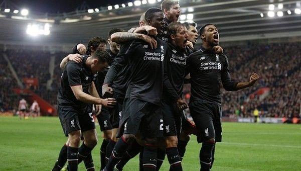 Liverpool gol oldu yağdı!