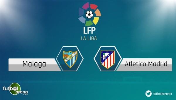 Malaga - Atletico Madrid maçı saat kaçta, hangi kanalda?