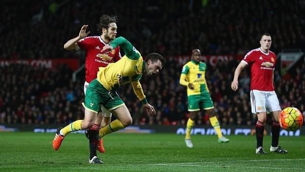 Manchester United v Norwich City maçında neler yaşandı?