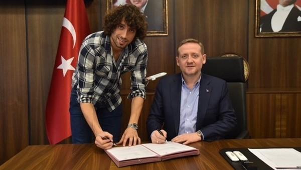 Mehmet Batdal'ın sözleşmesi uzatıldı