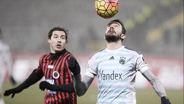 Mehmet Topal, Gençlerbirliği maçında zoru başardı