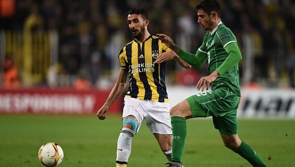 Mehmet Topal'dan Diego'ya kırmızı serzenişi