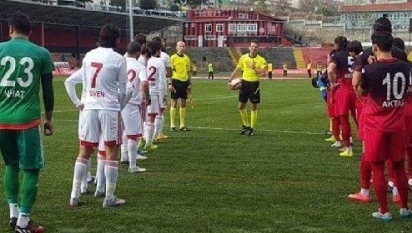 Mersin İdmanyurdu penaltılarla turladı