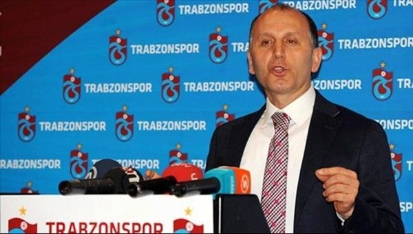 Trabzon'un yeni başkanı Muharrem Usta