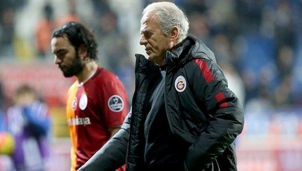 Mustafa Denizli'den mevki değişikliği