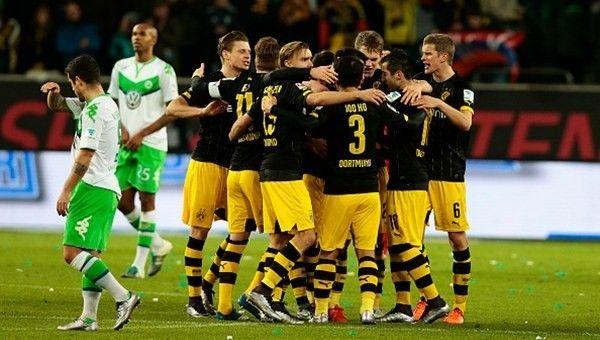 Nefes kesen maçın galibi Dortmund!