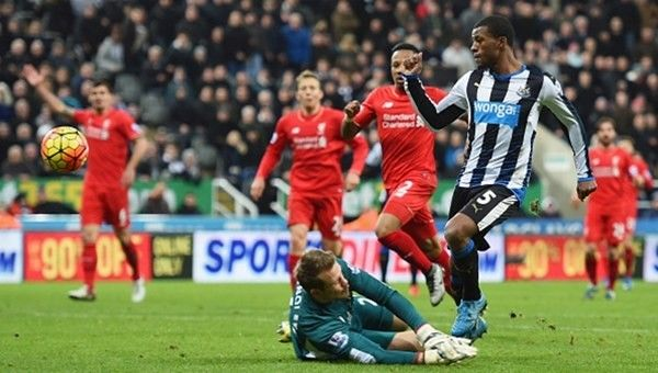 Newcastle, Liverpool'a 'dur' dedi!
