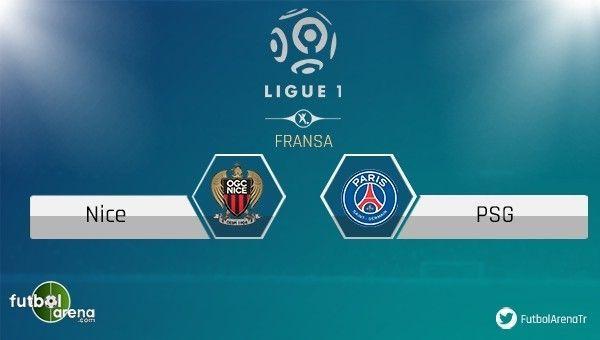 Nice - PSG maçı saat kaçta, hangi kanalda?