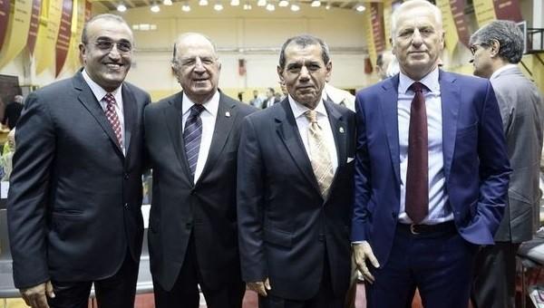 Galatasaray'a SPK cezası