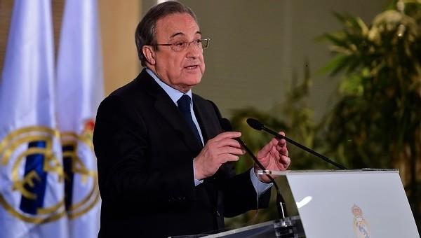Real Madrid başkanından Benitez'e destek