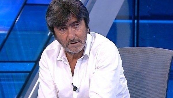 Rıdvan Dilmen'den maçın hakemine tepki