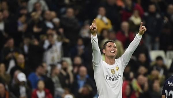 Ronaldo istatistikleri zorluyor!