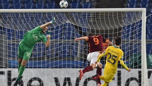 Roma-BATE Borisov maç özeti ve golleri