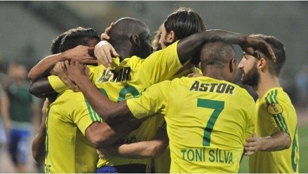 Şanlıurfa, Edinho ile kazanıyor