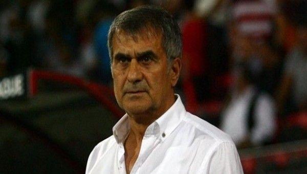 Şenol Güneş Kayserispor maçında çıldırdı