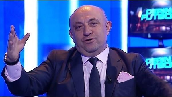Sinan Engin Galatasaray'ın gündemindeki yıldıza övgüler yağdırdı