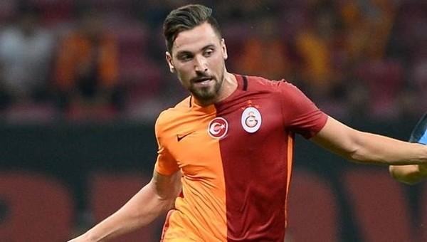 Sinan Gümüş'ün Galatasaray'daki ilk lig golü