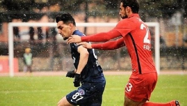 Süper Lig ekibi 3. Lig ekibine penaltılarla elendi!