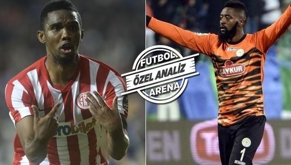 Süper Lig'de Kamerunlu ambargosu