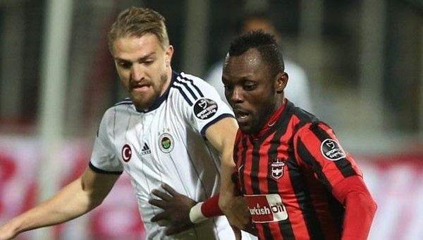 Gaziantepspor'a Fenerbahçe maçı öncesi müjde