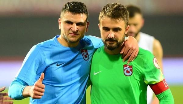 Trabzonspor gençleriyle güldü!