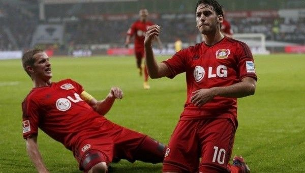 Wenger'in istediği Leverkusen'li