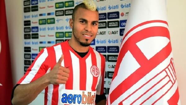 Antalyaspor, Danilo Campos'u aldı