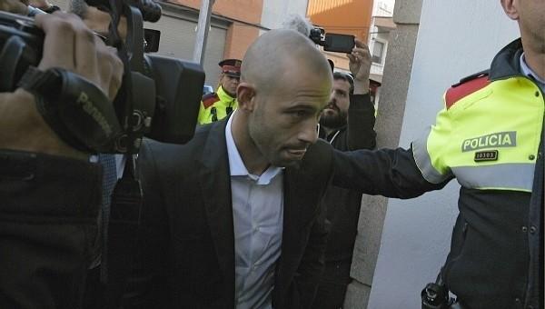 Barcelonalı yıldıza hapis cezası