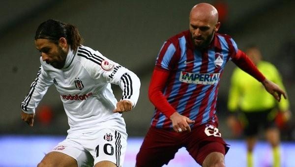 Beşiktaş kupada 90+1'de güldü! Cenk Tosun...