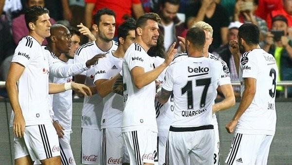Beşiktaş'ın Antalya kampında 4 eksik
