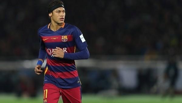 Brezilya'da yılın oyuncusu Neymar
