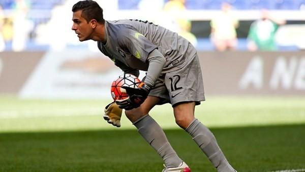 Brezilyalı kaleci Beşiktaş'ı reddetti!