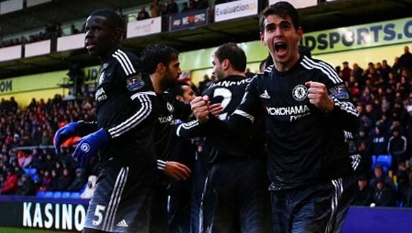 Chelsea'den net galibiyet