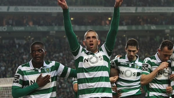 Dev maçın galibi Sporting Lizbon