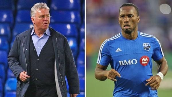 Didier Drogba, Guus Hiddink'in yardımcısı olacak mı?