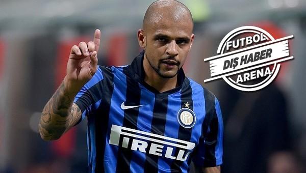 Felipe Melo, Inter'den ayrılacak mı?