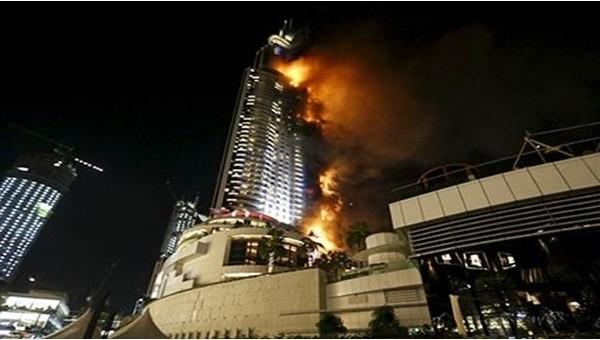 Fenerbahçe'den Dubai'deki yangınla ilgili açıklama